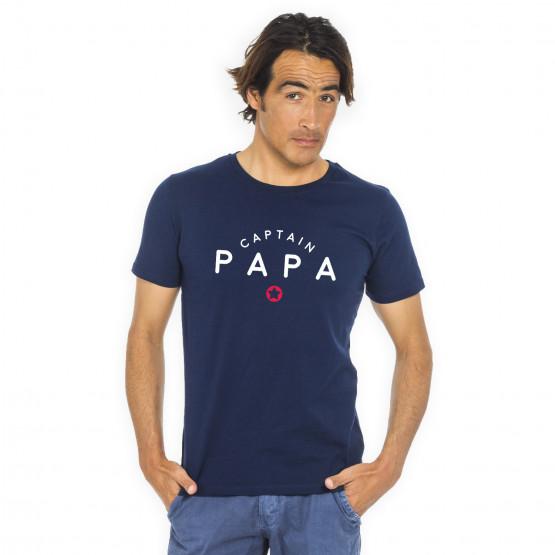 Tshirt CAPTAIN PAPA