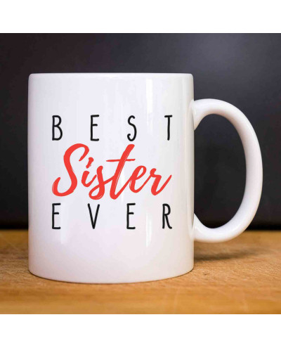 Mug BEST SISTER EVER