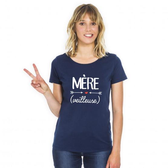 Tshirt MÈRE (VEILLEUSE)