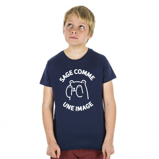 Tshirt SAGE COMME UNE IMAGE