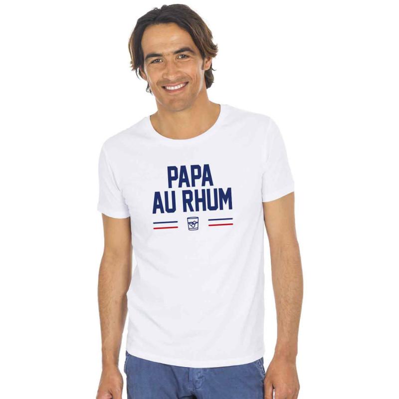 e7acb44f6 Tshirt PAPA AU RHUM